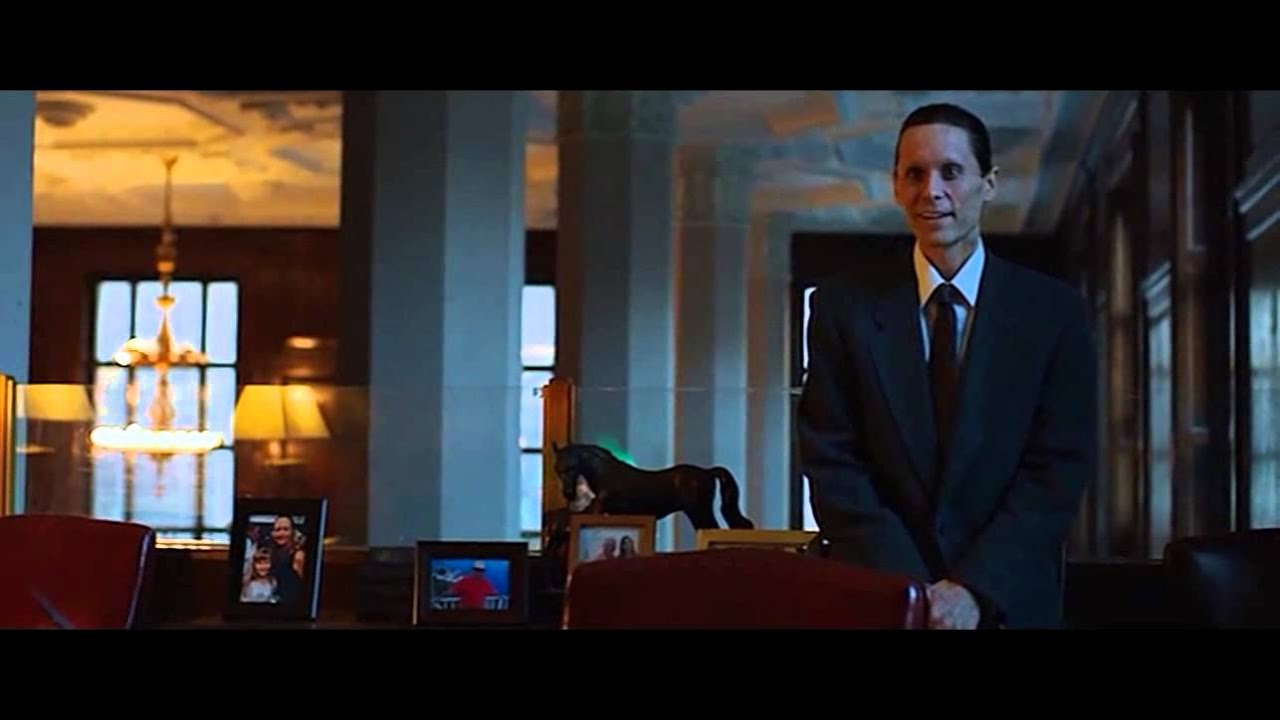 """Rayon talking to her father in """"Dallas Buyers Club"""" - YouTube Jared Leto Movies"""