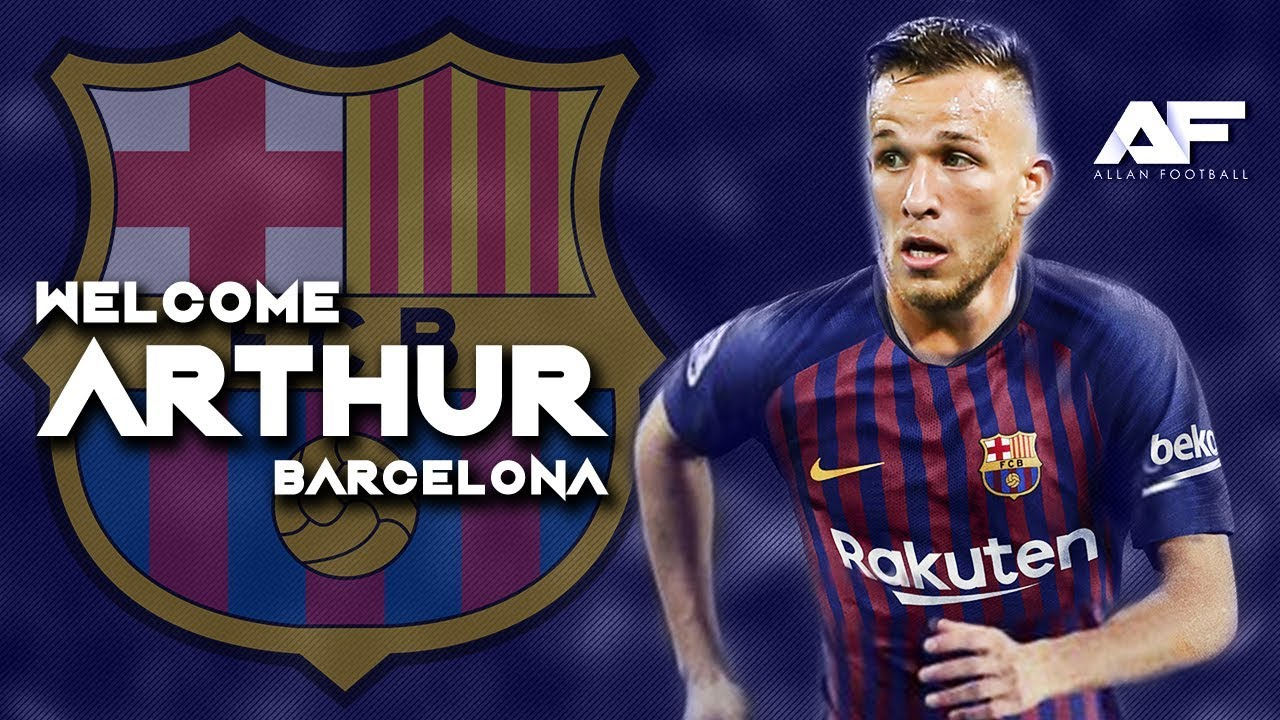 b0890501b Arthur Melo • Overall 2018 • Welcome to Barcelona • HD - YouTube