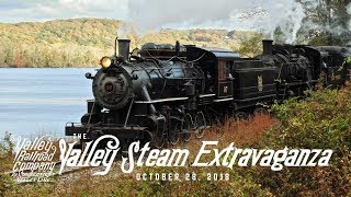 The MBRE Valley Steam Extravaganza, 10-28-18