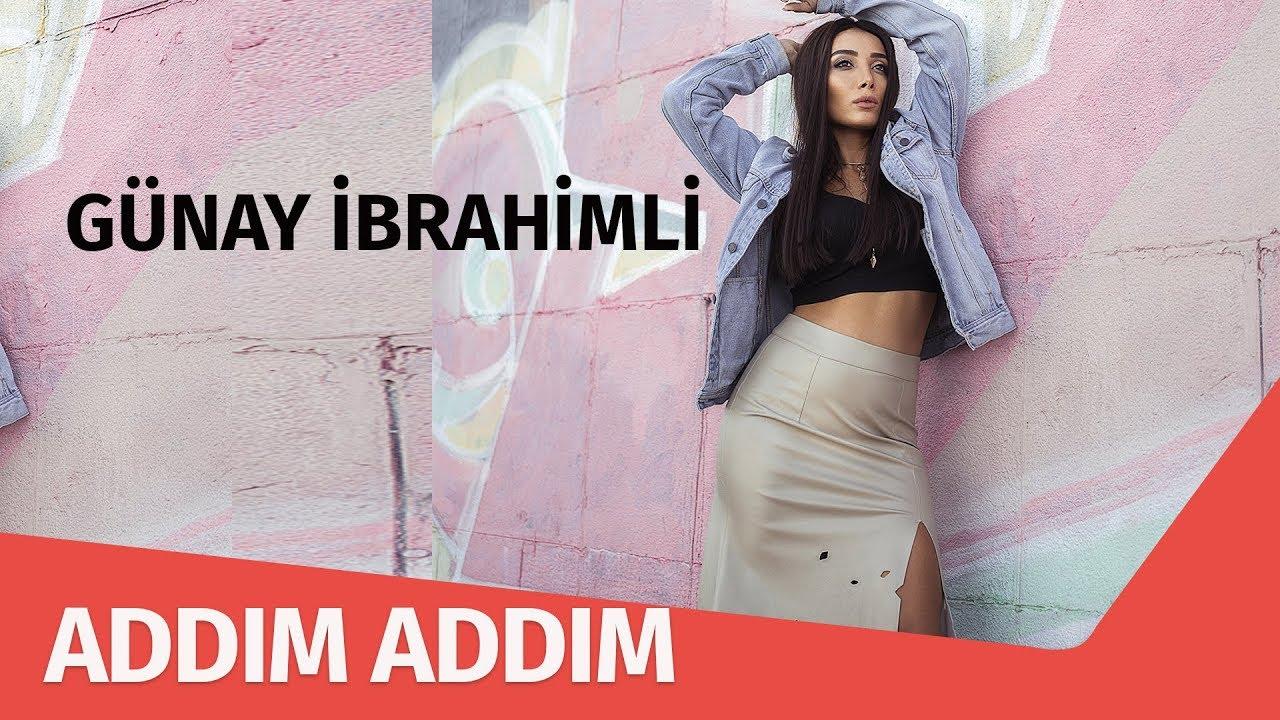 Gunay Ibrahimli Addim Addim Audio Youtube