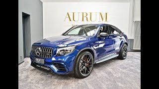 MERCEDES-BENZ GLC 63 AMG S *4MATIC+* *COUPE* Walkaround by AURUM International