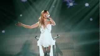 """120924 씨스타 SiSTAR • Hyo Rin • HALO • 1st Concert """"Femme Fatale""""  ► 720p"""