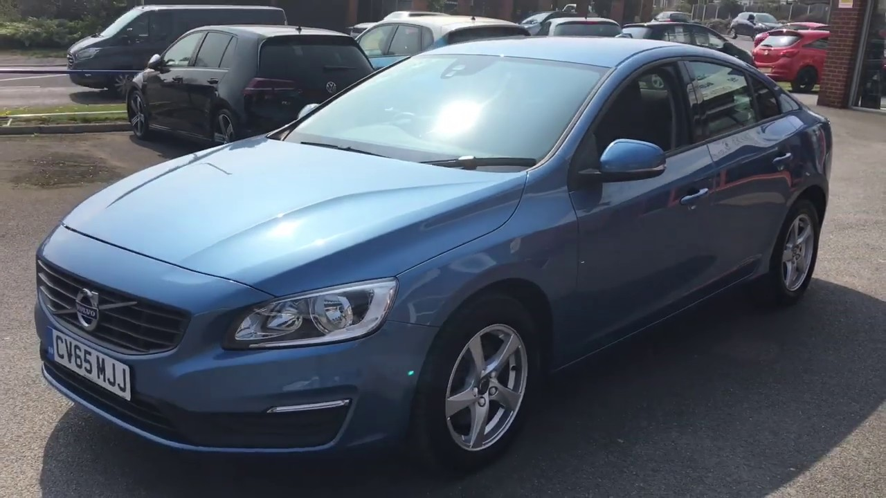 Volvo S60 2.0 D4 Business Edition
