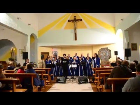 HAPPY DAYS - Slave Song Gospel Choir