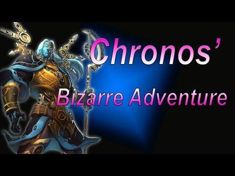 Chronos' Bizarre Adventure - Smite Montage