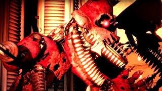 Video FNaF SFM: Nightmare Foxy Voice (Five Nights At Freddy's Animation) download MP3, 3GP, MP4, WEBM, AVI, FLV Oktober 2018