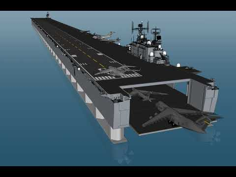 Mobile Offshore Base (supercarrier)