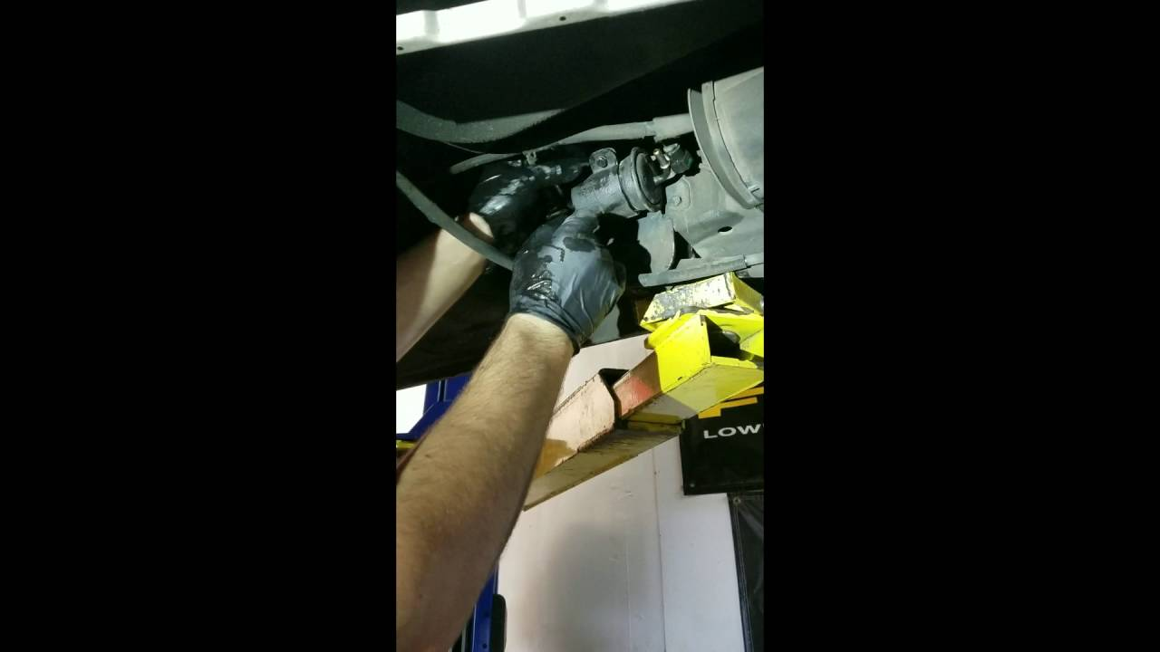kia fuel filter - YouTube