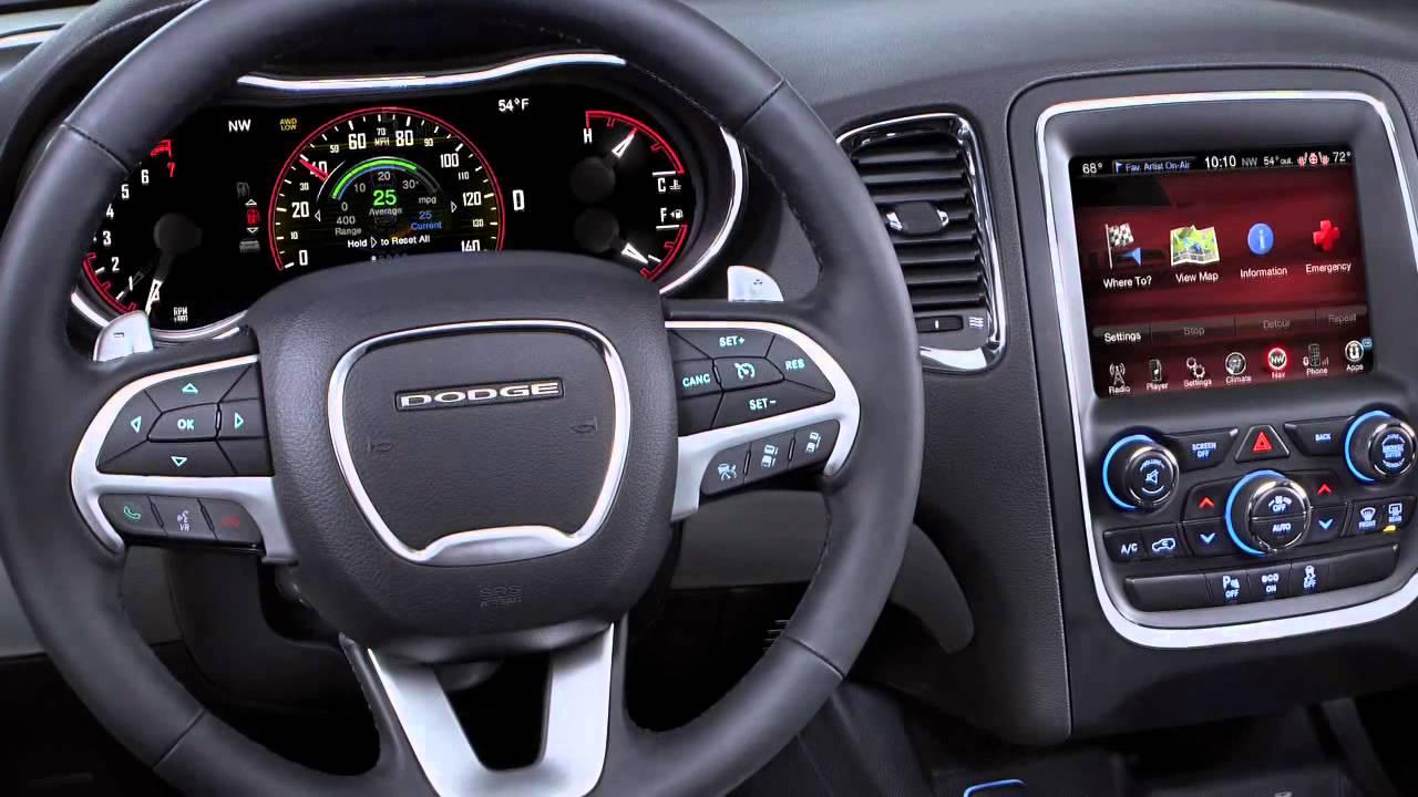 LaFontaine Dodge - 2014 Dodge Durango Launch Promo ...