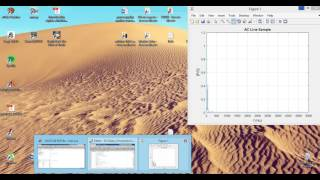TI Launchpad Hercules RMx and Matlab / AC Analyzer Part2