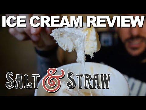 Ice Cream Review: Salt & Straw's Meyer Lemon Meringue Pie