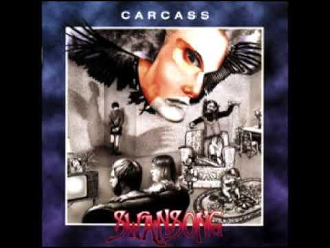 Carcass Swansong 1996( Full album)