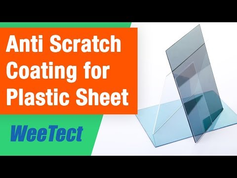 Anti-Scratch Coating: The Complete Scratch Resistant