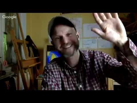 Creator Hangouts: Cookbook Author Justin P. Moore