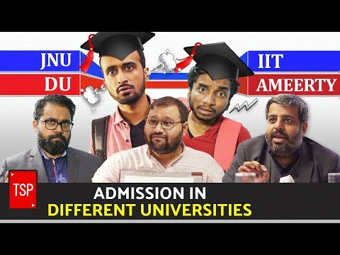 Admission in JNU, IIT, DU & Ameerty | TSP's Bade Chote