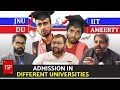 Admission in JNU, IIT, DU & Ameerty   TSP's Bade Chote