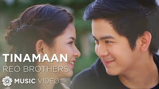 Repeat youtube video REO BROTHERS - Ako'y Tinamaan (Official Music Video)