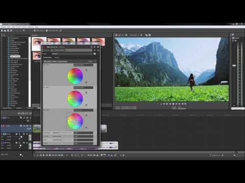 VEGAS Movie Studio 14 - Combine Media Editing Tutorial