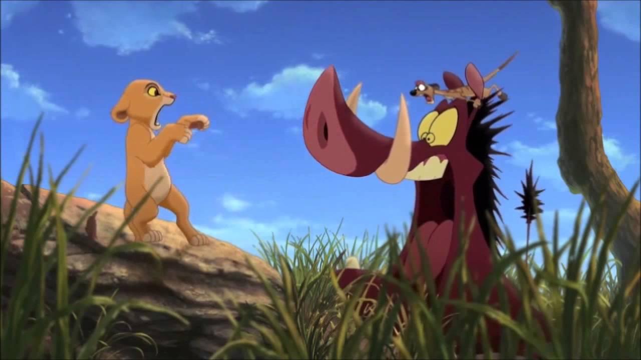 מלך האריות מדובב בר מצווה אורי Youtube