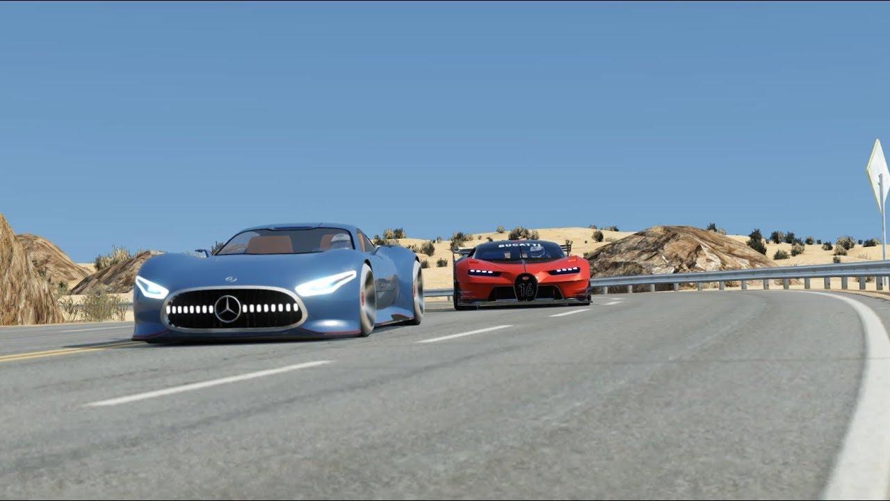 Koenigsegg Gemera vs Lamborghini Veneno vs Bugatti Chiron Pur Sport at Old Spa