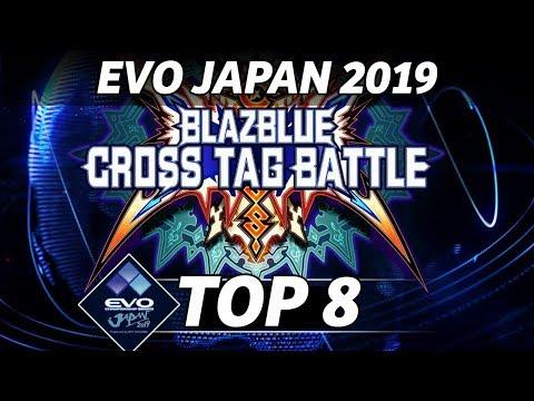 EVO JAPAN 2019 ► BLAZBLUE TAG, TOP 8, GRAND FINALS, BBTAG