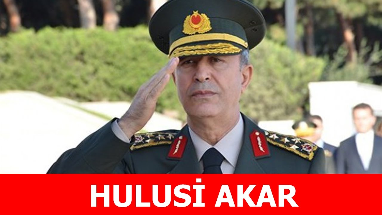 Hulusi Akar Kimdir? - YouTube