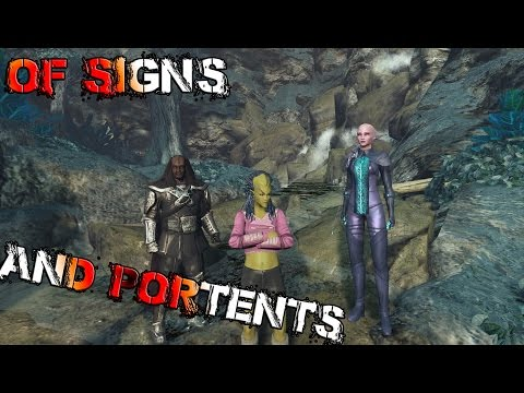 Of Signs and Portents - Star Trek Online