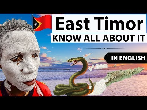 East Timor - Know all about East Timor - Why did Indonesia attack it?