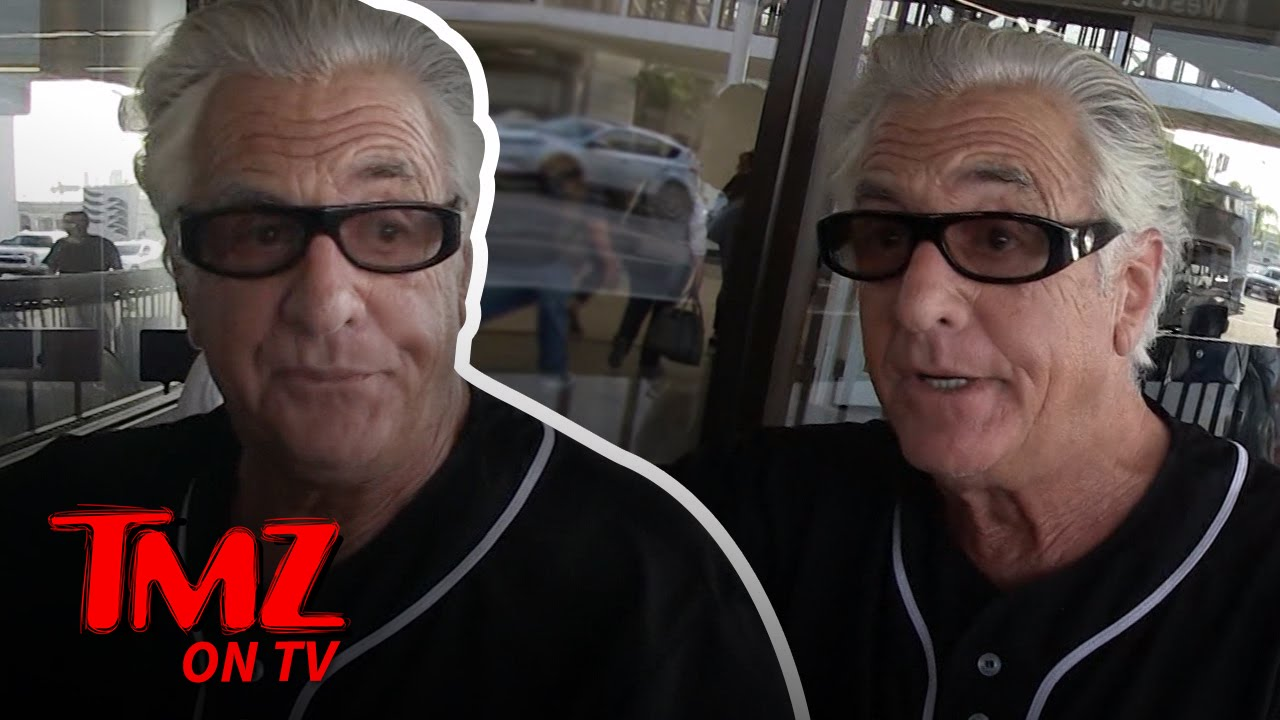 Storage Wars Star Barry Weiss Gives Our Photog A In Nuts Tmz Tv