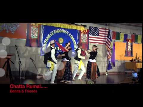 Bhutanese Buddhist Community of Michigan, USA. Buddha Jayanti 2016