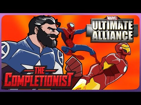 Marvel Ultimate Alliance   The Completionist