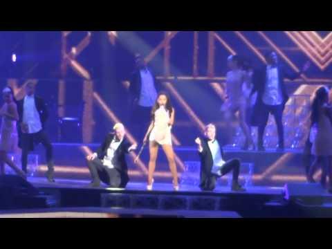 Ariana Grande Honeymoon Tour The Way San Antonio