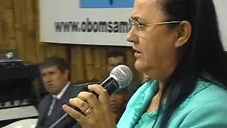 O Bom Samaritano | Missionária Edevalda Mangrich | Agosto #2008