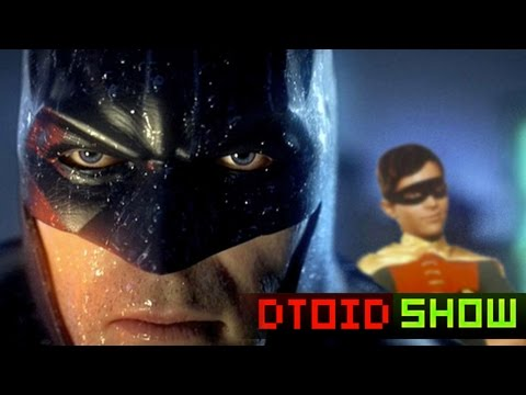 Arkham City Review! Plus BF3 Co-Op, Syndicate Gameplay, and GIVEAWAYS! - DTOID SHOW