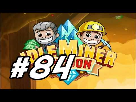 """Idle Miner Tycoon - 84 - """"More Gold, Rubies and Diamonds"""""""