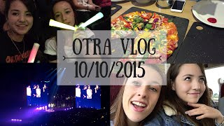 Seeing One Direction, Eating the Best Pizza and A Weird Bridge