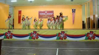 Pertandingan Tarian Peringkat Negeri Kedah 2011
