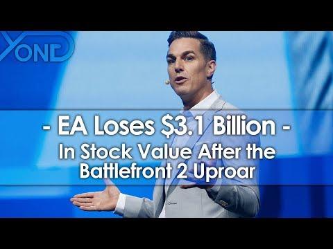 EA Loses $3.1