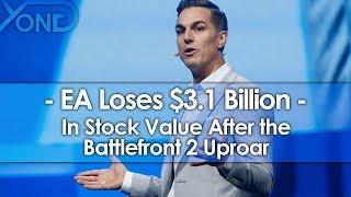 EA Loses $3.1 Billion in Stock Value After Battlefront 2 Uproar