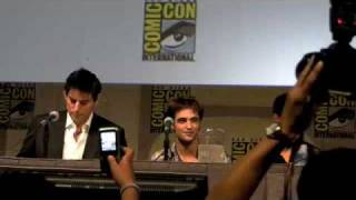 Comic Con 2009: The Twilight Saga New Moon Part 1