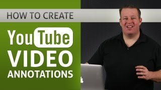 How To Create YouTube Video Annotations(How To Create YouTube Video Annotations- Derral Eves shares how to add annotations to your YouTube videos and gives insights and tips on how to best use ..., 2013-02-06T18:25:46.000Z)