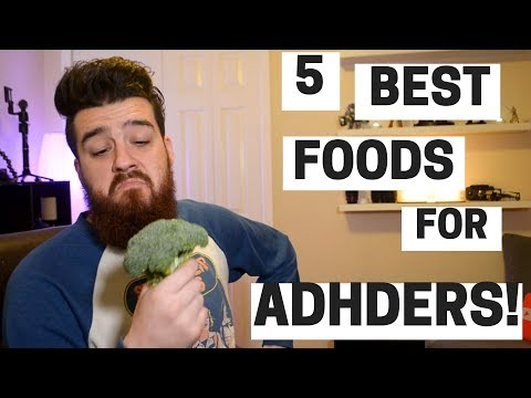 5 BEST foods for ADHD!