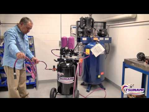 Get Clean, Dry Compressed Air Anywhere