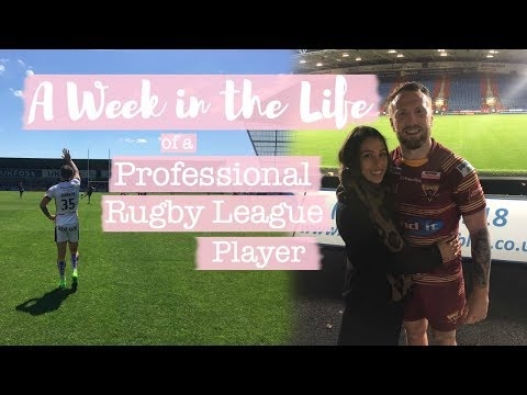Rugby League Camp + First Trial of 2018 | A Week In The Life