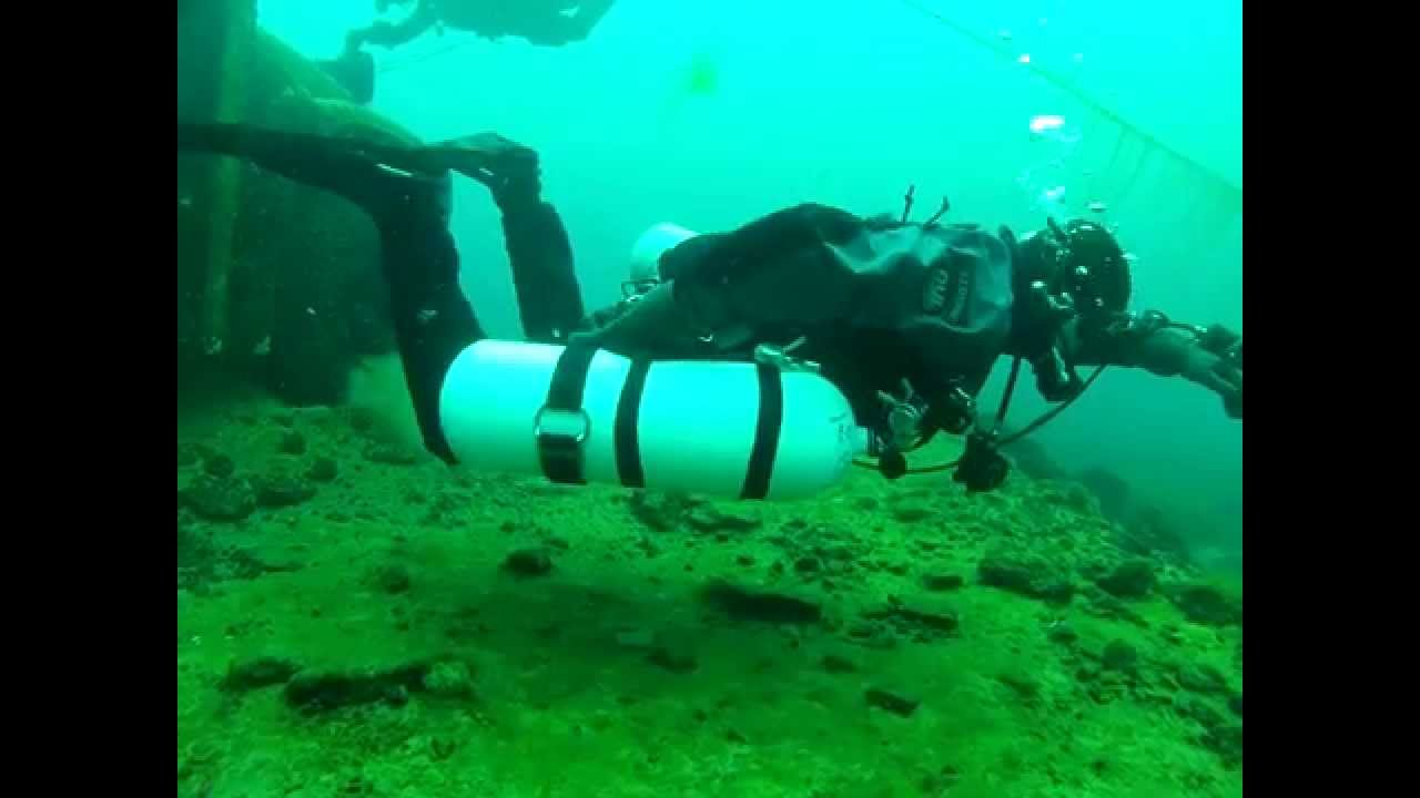 Tecdivegear Com Stealth 2 0 Sidemount Diving Bcd By