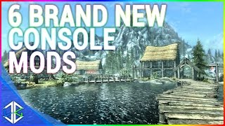 6 BRAND NEW Console Mods 26 - Skyrim Special Edition (XBOX/PS4/PC)