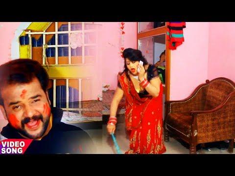 Jhulua Me Jhula Jhule Jobanwa    Ashok Mishra & Vinay Mishra    Dangal Bhojpuri Holi Video Song