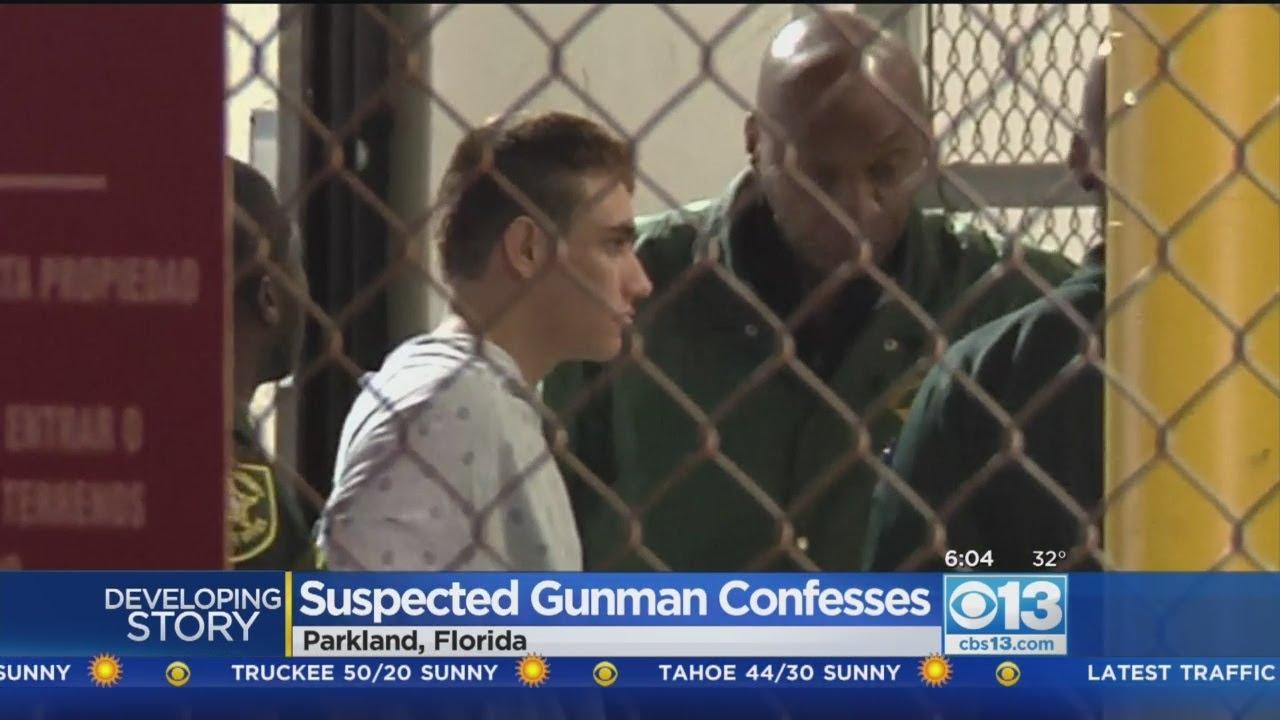 Hundreds Mourn Florida School Shooting Victims At Vigil
