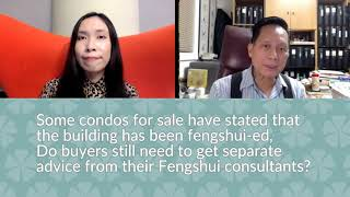 Fengshui 101, Need to get fengshui advice for individual condo unit, true or false?