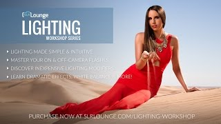 The Best Way to Learn Off Camera Flash | Lighting 201 Trailer